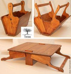 Столик-короб для пикника