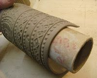 Insomnia Pottery Workshop: Step 5 - Making a Cylinder from the Cup Blank