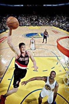 Throw It Down Meyers!