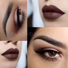 ♡ the lip color!