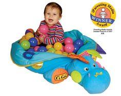 Drago attività con palline Giocattoli prima infanzia K's Kids