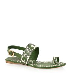 Reena Flat Sandal | Womens Sandals | ToryBurch.com