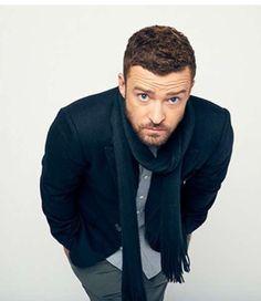 Justin Timberlake Portrait