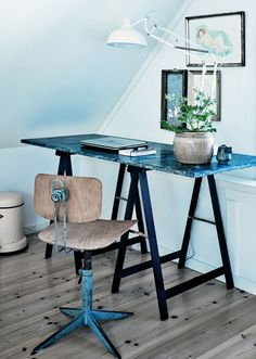 AN DANISH FISHERMAN'S COTTAGE DATING FROM 1830   THE STYLE FILES