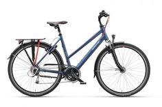 Zonar Comfort NL | Batavus 2016 - Mat Dark Blue / Comfortable sportbike
