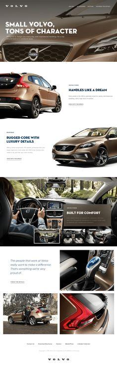 Volvo cars landing page 2 min