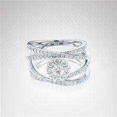 Ice Flowers Diamonds