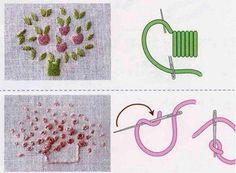 ribbon embroidery 11