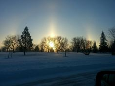 Good morning from Grand Forks AFB. Grand Forks Afb, Grand Forks North Dakota, Military Brat, Sun Dogs, Places Ive Been, Good Morning, Air Force, Sunrise, Outdoors