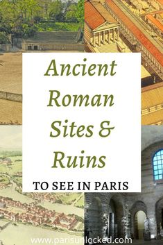 Most people don't associate #Paris with #ancient #Roman history, but the city was once a vibrant #GalloRoman settlement called Lutetia. Find out how to take a self-guided tour of the most impressive sights and ruins, from old Roman arenas to thermal baths. #Romanhistory #Frenchhistory #Parishistory #archaeology #ancienthistory