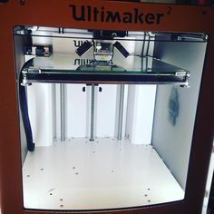 Something we liked from Instagram! My new #ultimaker2  I'm loving this thing.  #ultimaker #3dprinter #3dprinting #3dprint #tech #nerdlife #nerd #geek #geeky #technology #tech by madjack3dprints check us out: http://bit.ly/1KyLetq