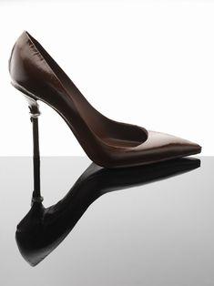 The Signature Jean Paul Hevin Chocolate Stiletto...
