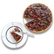 Very Berry-Cream Cheese Tart, Recipe from Cooking.com