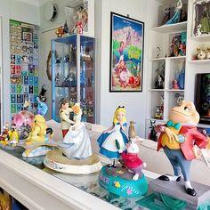 Disney Fun, Disney Style, Home Themes, Disney Rooms, Indie Room, Desk Setup, Walt Disney Company, Disneyland, Shabby Chic