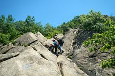 Breakneck Ridge is one of the most popular day hikes in the US.