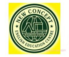 New Concept English Education Centre #ayopromosi www.ayopromosi.com