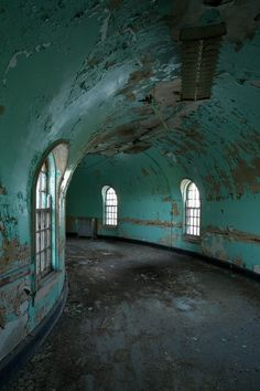 Richard Nickels Beautiful Abandoned Buildings