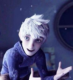 dreamworks, jack frost, rise of the guardians Jake Frost, Jack Frost And Elsa, Jelsa, Desenho Jack Frost, The Guardian Movie, Jackson Overland, Cute Characters, Fictional Characters, Dragon Trainer