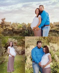 Elko Maternity Portrait Session - Lindsay Syme Photography