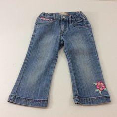 Girls Jeans, Shirts For Girls, Denim Jeans, Mom Jeans, Printed Skinny Jeans, Blue Fabric, Jacket Dress, Kids Clothing, Elastic Waist