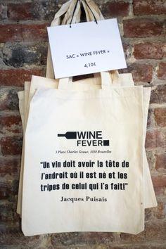 """Elle nous a mis la fièvre Laurence Lardot avec sa nouvelle super oenothèque """"Wine Fever""""!"""