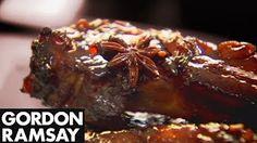 Slow-Roasted Pork Belly - Gordon Ramsay - YouTube