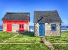 Similar to Nunavut, flying to Îles de la Madeleine can be quite expensive, even from Montréal, but that shouldn't keep you from going. These islands, also known as the Magdalen Islands, are a mixture of east coast culture and delightfully French charm.