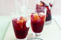 Chilled mulled wine main image