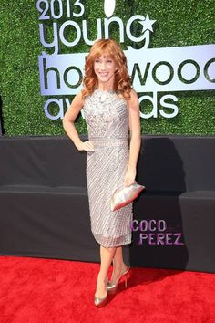 Young Hollywood Awards 2013: Kathy Griffin walks the red carpet!