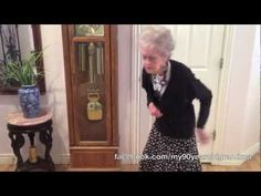 Perfect Tribute to Whitney Houston Comes From a 90-Year Old Grandma (Video)