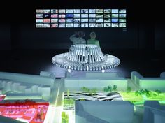 hot to cold bigs odyssey of architectural adaptation opens at the national building big heatherwick futuristic google hq