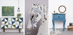 BÚTORFESTÉS A-tól Z-ig: minden tudnivaló egy helyen   Azúr Bagoly Minden, Creative, Furniture, Home Decor, Style, Homemade Home Decor, Home Furnishings, Decoration Home, Arredamento