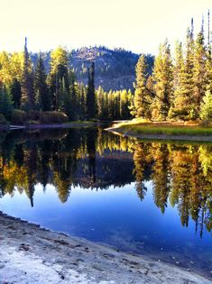 McCall Idaho - Good memories of this place.  Can't wait to show the rest of my family this gorgeous masterpiece.