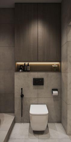 Bathroom Design Luxury, Bathroom Layout, Modern Bathroom Design, Home Interior Design, Wc Design, Toilet Design, Minimalist Small Bathrooms, Modern Toilet, Bathroom Inspiration