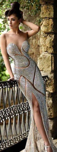 Voilá: moda joven: Vestidos de Fiesta 2016