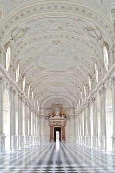 Palace of Venaria, near Turin, Italy