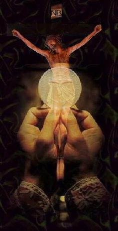Real Presence of Christ in the Eucharist | ... spoke about the real presence of the body blood soul and divinity of