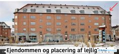 3 værelses andelslejlighed på Brønshøj Torv Frederikssundsvej 177A, 4. tv., 2700 Brønshøj - Andelsbolig #andel #andelsbolig #andelslejlighed #brønshøj #selvsalg #boligsalg #boligdk