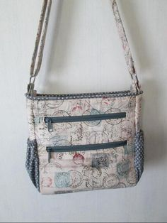 Johanna Crossbody Bag, Shoulder Bag | Craftsy
