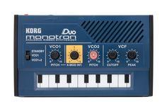 Korg - Monotron Duo