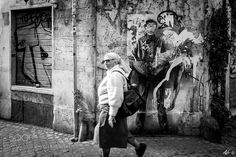 Look the other way by AndreaBoccone Facebook Page: AB Street Photography
