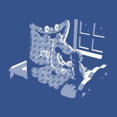 Awesome 'Duvet+Monster' design on TeePublic! Monster Design, Monster S, Duvet, Sci Fi, Awesome, Prints, Movie Posters, Art, Down Comforter