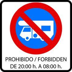 La Furgoteta: Leyes antiautocaravanas 1: Ayuntamientos
