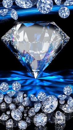 Diamond Wallpaper, Bling Wallpaper, Butterfly Wallpaper, Galaxy Wallpaper, Cool Wallpaper, Wallpaper Backgrounds, Wallpaper Telephone, Cellphone Wallpaper, Diamond Background
