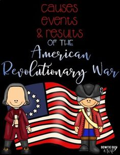 In this resource, there is a nonfiction reading passage about the American Revolutionary War. This one text includes all major events leading to the war, events that took place during the war, and results of the war. Includes 20 questions with an answer