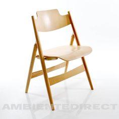 Folding Chair: Egon Eiermann