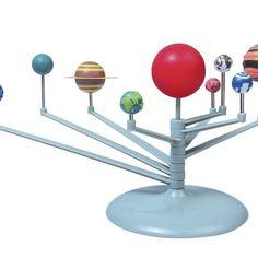 New Sonnensystem Planetarium P dagogisches Spielzeug