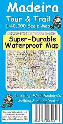 Shop for Madeira Tour & Trail Super-durable Map. Starting from Compare live & historic book prices. Scale Map, Hiking Routes, Trail Maps, Gate, Tours, David, Island, Amazon, Detail