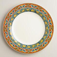 Voyage Paige Dinner Plates, Set of 4 | World Market