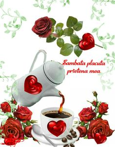 Roses, Chocolate, Coffee, Ethnic Recipes, Good Day Coffee, Nighty Night, Love Marriage Quotes, Kaffee, Pink